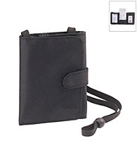 Lewis N. Clark® Black Folding Document Organizer
