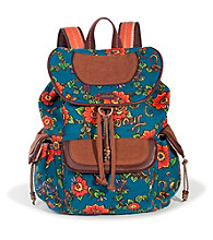 sakroots™byTheSak®Artist Circle Lagoon True Love Backpack