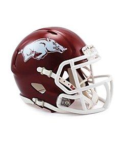 Riddell® NCAA® Arkansas Razorbacks Replica Speed Mini Football Helmet