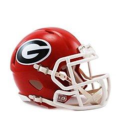Riddell® NCAA® Georgia Bulldogs Replica Speed Mini Helmet