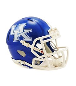Riddell® NCAA® Kentucky Wildcats Replica Speed Mini Football Helmet