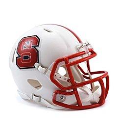 Riddell® NCAA® North Carolina State Wolfpack Replica Speed Mini Football Helmet