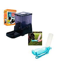 PAW™ Automatic Pet Feeder & Portable Water Dish