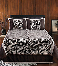 Zumani 4-pc. Comforter Set by Veratex®