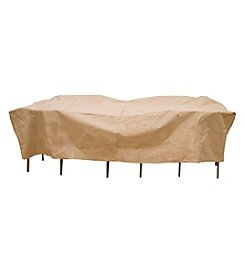 Sure Fit® Hearth & Garden Original Rectangle Table and Chair Set Cover