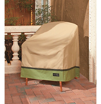 Sure Fit® Patio Armor Royal High Back Patio Chair Cover