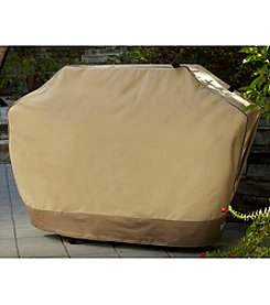 Sure Fit® Patio Armor Wide Two-Tone Grill Cover