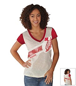 G-III Women's Nebraska Zone Coverage Tee