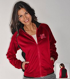 G-III Women's Nebraska Medalist Soft Shell Jacket