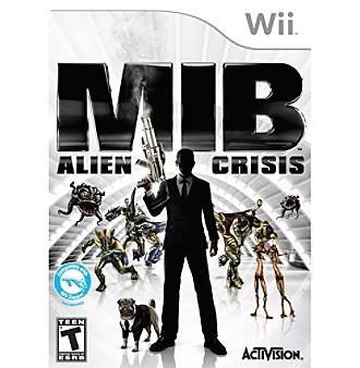 Nintendo® Wii® Men In Black: Alien Crisis
