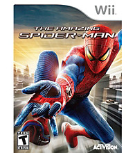 Nintendo® Wii®The Amazing Spiderman