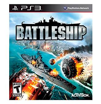 PlayStation® 3 Battleship