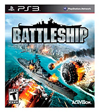 PlayStation® 3 Battleship