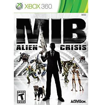 XBox 360® Men In Black: Alien Crisis