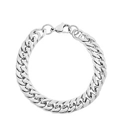Stainless Steel Polished Link Bracelet