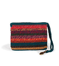 The Sak® Cabin Stripe Classic Wristlet