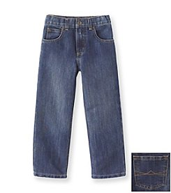 Ruff Hewn Mix & Match Boys' 2T-7 Straight Leg Wax-finish Jeans