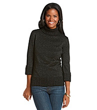 Studio Works® Turtleneck Sweater