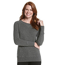 Vertical Design® Elbow Patch Pullover