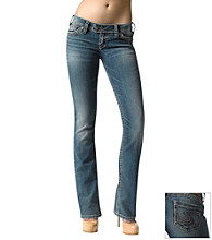Silver Jeans Co. Petites' Indigo Tuesday Light Wash Jean