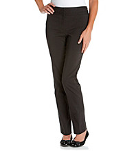Rafaella® Black Power Stretch Pant