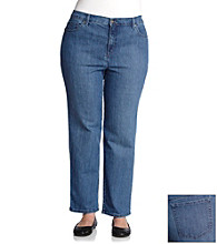 Gloria Vanderbilt® Plus Size Core Denim Jeans