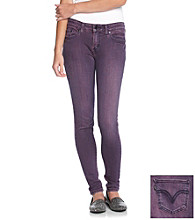 Levi's® Junior's Purple 535 Leggings