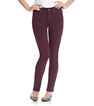 Nine West Jeans Velvet Voyage Skinny Fit Ponte Pants