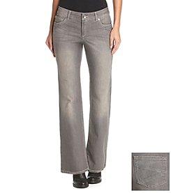 Ruff Hewn Grey Bootcut Jeans