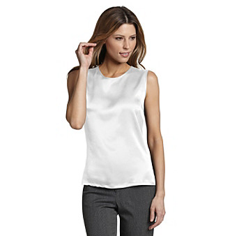 Kasper® Plus Size Sleeveless Blouse