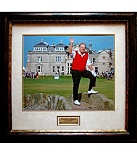 CGI Sports Memories Jack Nicklaus Farewell at St. Andrews Framed Print