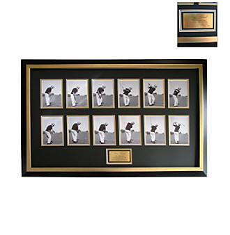 CGI Sports Memories Sam Snead Swing Sequence Black Frame