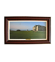 CGI Sports Memories St. Andrews 18th Hole Print