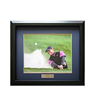 CGI Sports Memories Tiger Woods-Grand Slam Champion # 1 Framed Print
