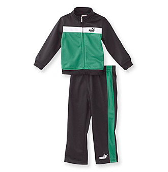 PUMA® Baby Boys' 2-pc. Track Set