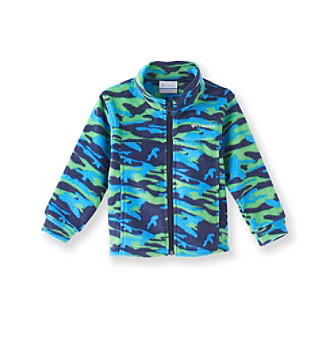 Columbia Baby Boys' Mystery Camo Zing™ Fleece Jacket