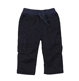 OshKosh B'Gosh® Baby Boys' Navy Cargo Pants