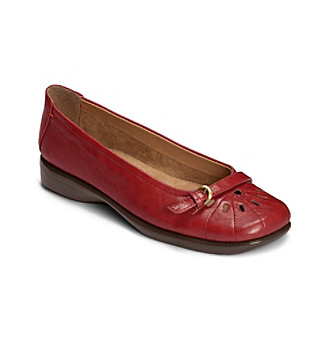"A2® by Aerosoles ""Ricotta"" Tailored Flats"