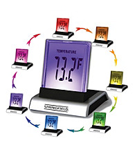 Springfield® Color-Changing Desktop Digital Clock