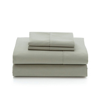 LivingQuarters Cold-Weather Performance Solid Sheet Sets