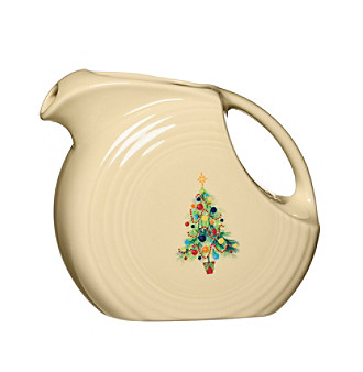 Fiesta® Dinnerware Christmas Tree Pitcher