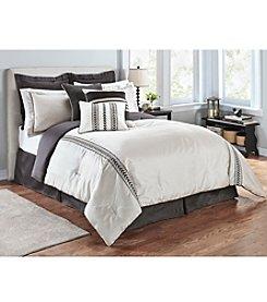 Modern Tweed 4-pc. Comforter Set by Joseph Abboud®