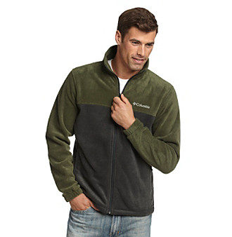 Columbia Men's Steens Mountain Colorblocked Fleece