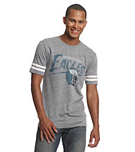 Junk Food® Men's Steel Grey Eagles Throwback Tee