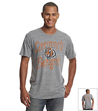 Junk Food® Men's Steel Grey Bengals Gameday Tee