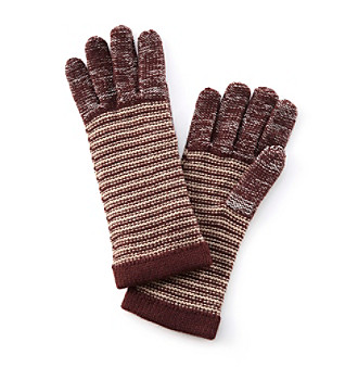 Grandoe® Striped Knit Technology Miranda Gloves