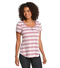 Nine West Vintage America Collection® Hosta Striped Tee