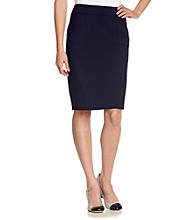 Calvin Klein Suit Separates Straight Skirt
