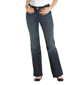 Relativity® Absolutely Straight Jeans
