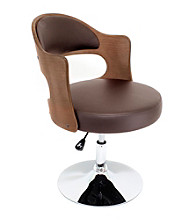 Lumisource® Cello Brown Office Chair